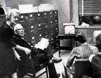 Margaret Chase Smith, George D. Aiken, 1964