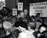 Margaret Chase Smith, San Francisco, 1964