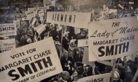 View of floor of Republican Convention, San Francisco, 1964