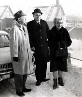 Margaret Chase Smith Begins Presidential Campaign, 1964