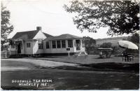 Tea Room, Good Will Farm, Fairfield, ca. 1935