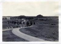Student parade, Good Will Farm, ca. 1930