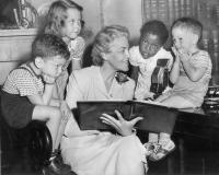 Margaret Chase Smith Reads
