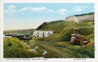 Battery B, Fort Knox, ca. 1930