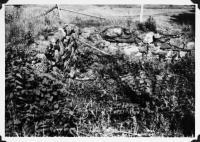 Katahdin Ironworks Furnace, 1966
