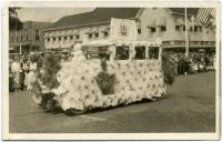 Decorated car, St. Petersburg, Florida, 1924