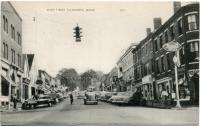 Main Street, Ellsworth, ca. 1948