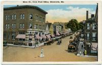 Main Street, Ellsworth, ca. 1935