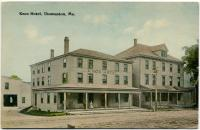 Knox Hotel, Thomaston, ca. 1913
