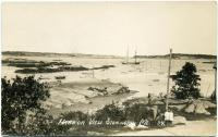 Harbor view, Stonington, ca. 1920