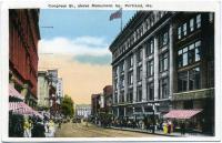 Congress Street, Portland, ca. 1912