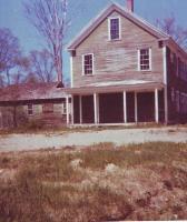 Green Schoolhouse, North New Portland, ca. 1940