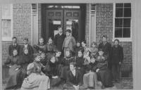 Locke School, Saco, ca. 1897