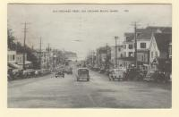 Old Orchard Street, ca. 1937