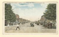 Old Orchard Street, Looking toward the Pier, Old Orchard, ca. 1924