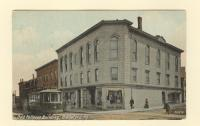 Odd Fellows Building, Biddeford, ca. 1912