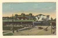 Depot, Old Orchard Beach, ca. 1912