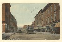 Main Street, Biddeford, ca. 1912