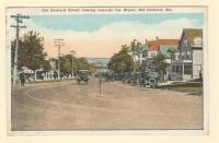 Old Orchard St. looking towards water, Old Orchard, ca. 1915