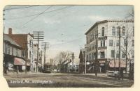 Washington St., Sanford, ca. 1908