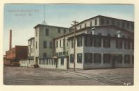 Sanford Worsted Mill, Sanford, ca. 1910