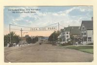 Old Orchard Street, from Post Office, Old Orchard Beach, ca., 1910