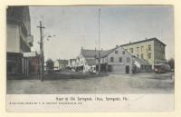 Heart of Old Springvale, ca. 1910
