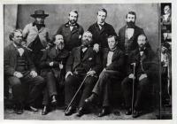 Thomaston Sea Captains, ca. 1880