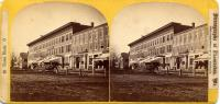 Union Block, North Main Street, Thomaston, ca. 1870