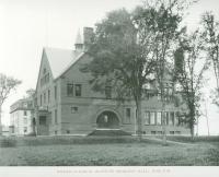 Wording Hall, Ricker Classical Institute, Houlton, 1895