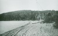 Portage Lake, Portage, 1895