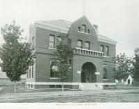 Old Post Office, Houlton, 1895