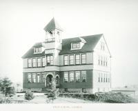 Caribou High School, 1895