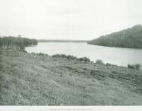 Nickerson Lake, New Limerick, 1895