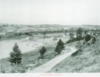 Wagon Bridge, Caribou, 1895