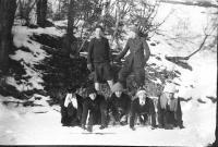 Good will boys playing, Fairfield, ca. 1920