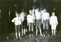 Good Will Boys, Clinton, ca. 1915