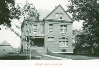 Aroostook County Jail, Houlton, 1895