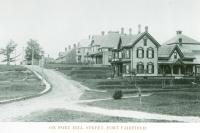 Fort Hill Street, Fort Fairfield, 1895