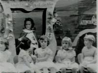 Junior Potato Queen contest, Fort Fairfield, 1967