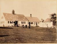Libby family homestead, Scarborough, ca. 1880