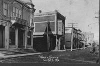 Water Street, Lubec, ca. 1900