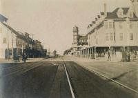 Railroad Crossing, Old Orchard Beach, ca. 1898