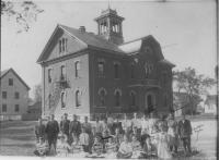 Sweetser School, Saco, ca. 1912