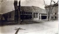 Thomaston Garage, Thomaston, ca 1970s