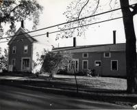 The Daniel Morse House, Thomaston, ca. 1960s
