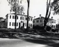 O'Brien and Ruggles Houses, Thomaston, ca. 1960
