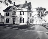 The Overlock House, Thomaston, ca. 1960