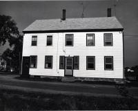The Stimpson House, Thomaston, ca. 1960