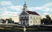 Thomaston High School, Thomaston, ca. 1871